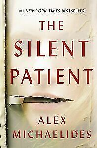 The Silent Patient By Alex Michaelides new 2019 Best Offers With Best Gifts Ever