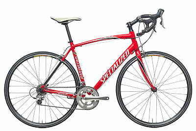 2009 SPECIALIZED ALLEZ Elite Compact Road Bike 56cm Large Alloy Shimano 105