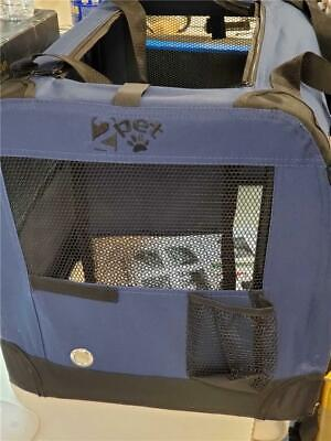 2PET Foldable Dog Crate - Soft, Easy to Fold & Carry for Indoor & Outdoor...