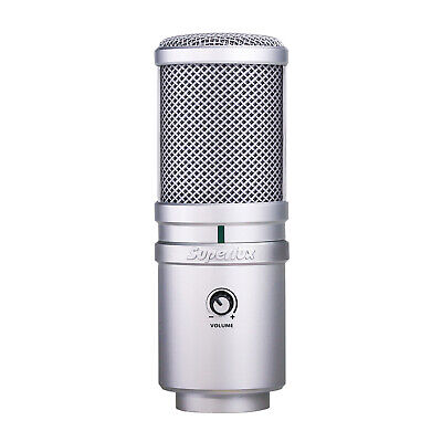 Customer Returned Superlux E205U USB Large Diaphragm Studio Condenser Microphone