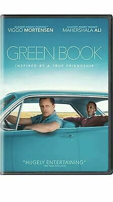 Green Book  Dvd Free Shipping New Factory Sealed