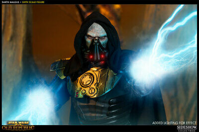 Sideshow Star Wars Darth Malgus The Old Republic New Vader 1/6 Scale Figure New