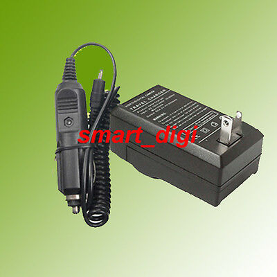 Battery Charger for Sony NP-QM91D NP-FM90 NP-FM91 HandyCam DCR-DVD201 Camcorder