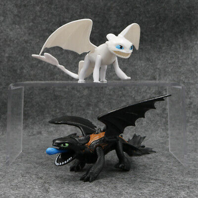 New Toothless Lightfury How To Train Your Dragon 3 Toy Toothless Can Fire Bullet