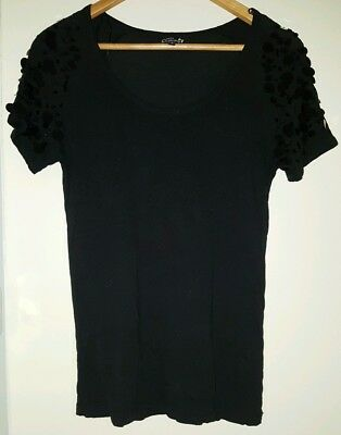Top 10 Black Sequins <MJ3011
