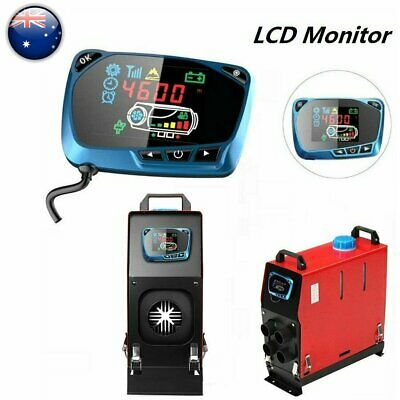 LCD SWITCH 12/24V 3/5KW Parking Heater Controller Fr Car
