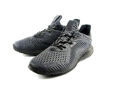 buy online b14d9 25511 Adidas AlphaBounce AMS M Core Black Running Shoes  BW0428 US Men s Size 8