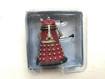 Bbc Dr Who Figurine Collection Issue 13 Supreme Dalek Red Eaglemoss Figure