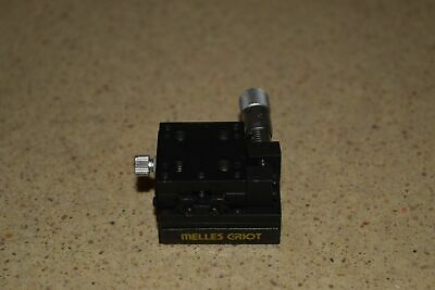 "++ Melles Griot  Miniature Stage 1"" X 1"" (Ee)"