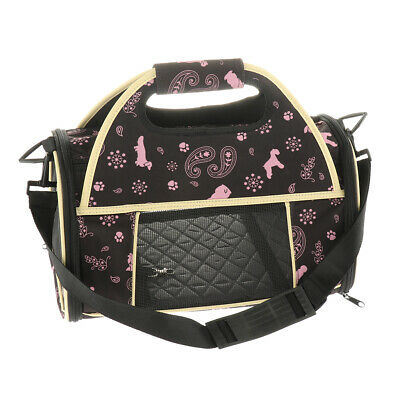 Pet Carriers Soft Collapsible Pet Travel Carrier for Medium Puppy and Cats