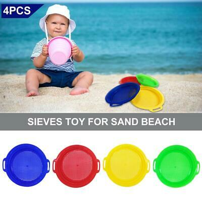 4pcs Large Plastic Child Kid Party Play Tuff Spot MIXING TRAY Toy Sand Pit Stand
