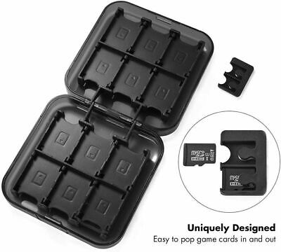 Game Card Case Holder 24 in1 Cartridge Storage Box for Nintendo Switch AU