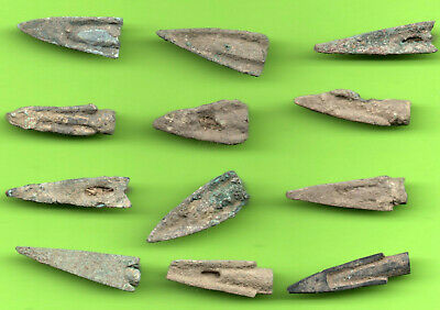 LOT 12 Sarmatia OLBIA Cast Proto Money ARROW 5th BC Ukraine Crimea Russland 43