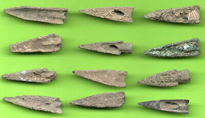 LOT 12 Sarmatia OLBIA Cast Proto Money ARROW 5th BC Ukraine Crimea Russland 49