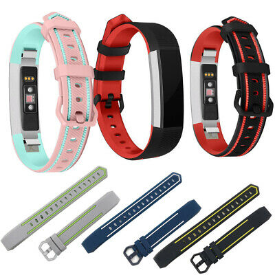 Silicone Replacement Watch Band Strap Wristband For Fitbit Alta/Alta HR/Ace