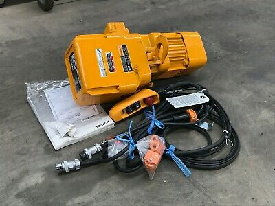 Kito Er2-003Is Electric Chain Hoist C1 M6