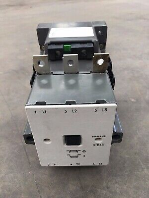 Siemens Contactor 3Tb48 17-0Bb4 37Kw/380V Industrial Electrical