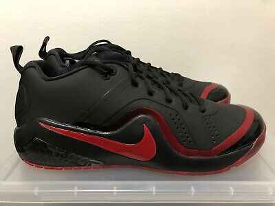 13184a1c038 NIKE FORCE ZOOM Mike Trout 4 Turf ASG Baseball Shoes Black Red Gray ...