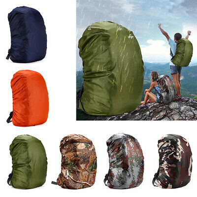 Outdoor Sports 35-80L Portable Waterproof Backpack Bag Rain Cover for Travel Cod