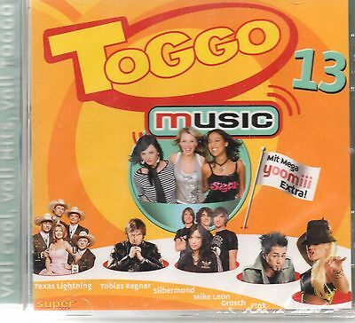 Toggo Music 13 - Various - CD - Neu / OVP