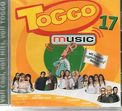 Toggo Music 17 - Various - CD - Neu / OVP