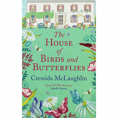 The House of Birds and Butterflies (Paperback), New Arrivals, Brand New