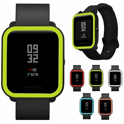 Youth Smart Watch TPU Full Case PC Protective Cover For Xiaomi Huami Amazfit Bip