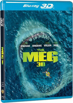 The Meg (2 Blu-ray 3D) - Jon Turteltaub