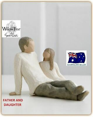 Willow Tree FATHER AND DAUGHTER NEW