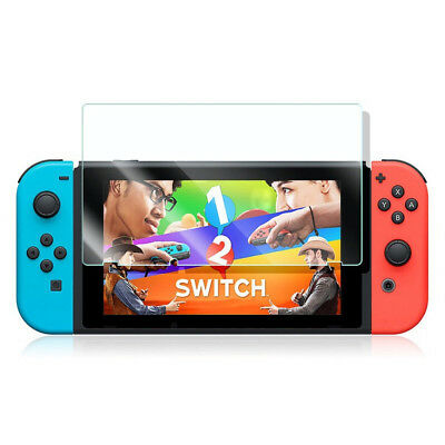 HD Tempered Glass Screen Protector Guard Shield For Nintendo Switch New2DSll/XL