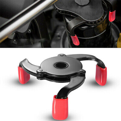 Portable 2-Way Oil Filter Wrench Auto Adjustable Universal 3-Jaw Remover Socket