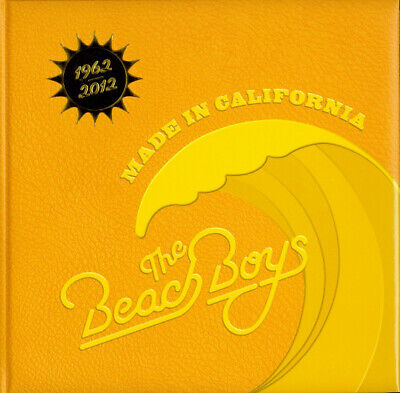 The Beach Boys – Made In California 6CD Box Set Capitol 2013 NEW/SEALED