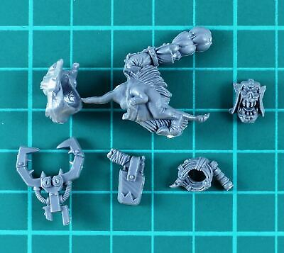 Squig Hound and Runtherd Accessories - Orks Bits - Warhammer 40k # 2C48