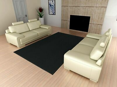 Incredible Area Rug Carpet 5 X 7 Ft Black Solid Square Rugs Living Room Squirreltailoven Fun Painted Chair Ideas Images Squirreltailovenorg