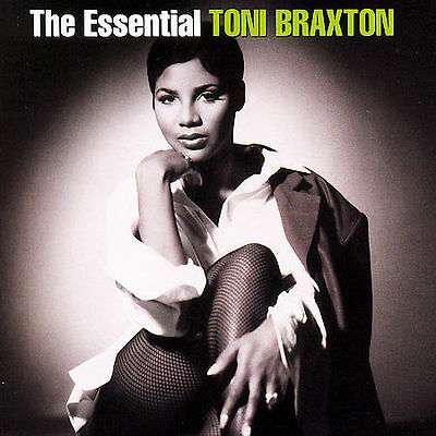 TONI BRAXTON The Essential 2CD BRAND NEW Best Of Greatest Hits