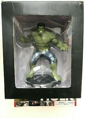Marvel Movie Collection Special Issue 1 The Hulk Eaglemoss Figurine Figure + Mag
