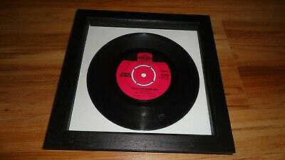 "Dionne Warwick ""You can have him"" framed vinyl record gift"