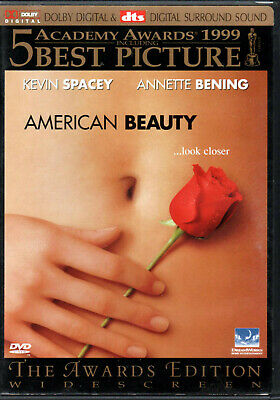 AMERICAN BEAUTY The MOVIE on a DVD of MARRIAGE Teen TEENAGE with KEVIN SPACEY an