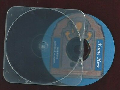 ADVENTURE THEATER mp3 CD 52 OTR dramatic old time radio shows classic stories