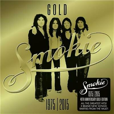 SMOKIE Gold: Greatest Hits (40th Anniversary Edition 1975-2015) 2CD NEW