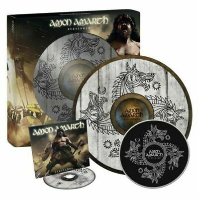 Amon Amarth - Berserker (Limited Deluxe Fanbox Edition) - CD - New
