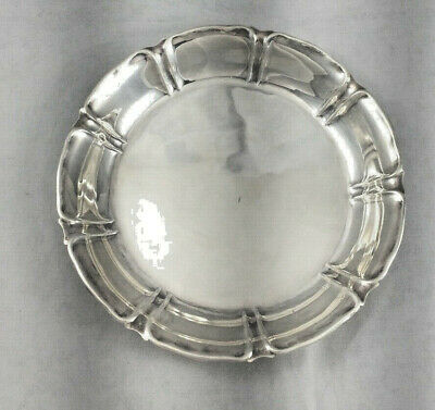 """Arthur Stone & Assoc. Handcrafted Sterling Bowl by Alfred Wickstrom- 6 1/4"""""""