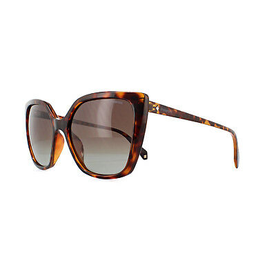 c06b4cc7405 POLAROID SUNGLASSES PLD 4065 S 086 LA Dark Havana Brown Polarized ...