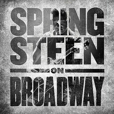 Bruce Springsteen Springsteen On Broadway CD NEW