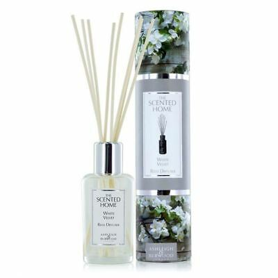 Ashleigh and Burwood The Scented Home White Velvet Diffuser 0.15L