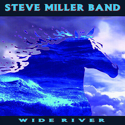 Steve Miller Band The Wide River CD NEW