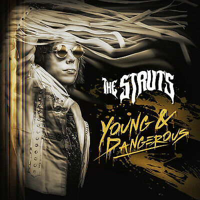 Struts The YOUNG&DANGEROUS CD NEW