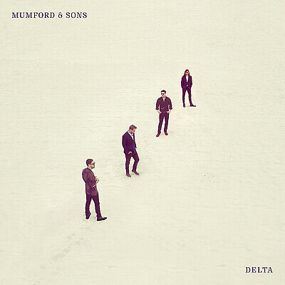 Mumford and Sons Delta CD NEW