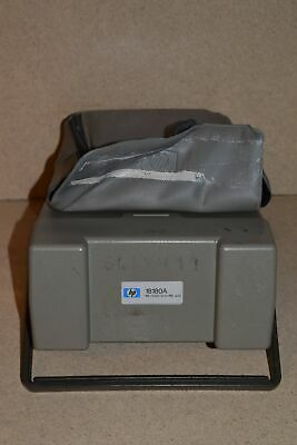 Hewlett Packard 4952A Protocol Analyzer W/ 18180A And Cables Shown