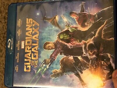Guardians of the Galaxy (Blu-ray Disc, 2014)LIKE NEW